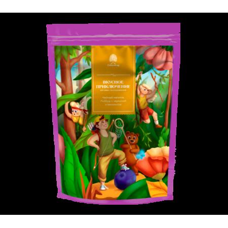 Чай Детский «Вкусное приключение» с черникой