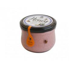 Крем-мёд с черникой и кедровым орехом