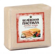 Белёвская пастила с лесными ягодами без добавления сахара 200г./пергамент