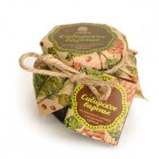 Сибирское варенье из сосновой шишки с кедровым орехом